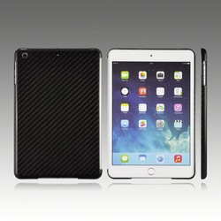 China Alibaba Factory Carbon Fiber Cover for iPad Mini 3