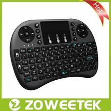 Rii Mini i8 2.4G Touchpad Mini Wireless Keyboard For Samsung Smart TV
