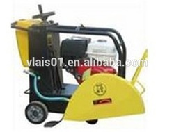 construction machine 75HP concrete road cutter HQS 450 road cutter
