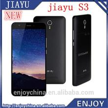 2015Original JIAYU S3 Mobile Phone 5.5inch MTK6752 Octa Core 2GB 3GB RAM 16 GB ROM 4G FDD LTE Dual camera Android 4.4 phone
