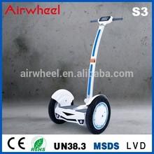 Airwheel S3 equilíbrio auto guarda motorizado elétrico Scooter