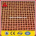 prensado de malla de la pantalla para el uso de minas