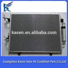 Auto condenser for Mitsubishi Pajeto V73 car condenser a/c condenser ( new type )
