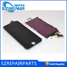For iPHONE 5 LCD DIGITIZER GLASS TOUCH SCREEN ASSEMBLY REPLACEMENT FRAME
