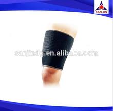 Top design Professional basketball athletic stabilizer prevent sprain leg sport protector thigh support leg brace