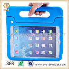 Kids Safe Soft EVA Foam Handle Hard Case Cover for iPad Mini