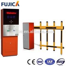 RF card reader car parking system