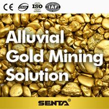Professional gold mining processing equipment