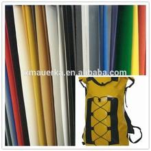 Manufacturer of super durable pvc tarpaulin fabric for bag
