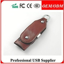 Free sample , hot fashion gift usb leather bag usb , 8gb leather usb drives