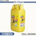 marca a granel líquido detergente exportador
