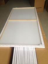 Stretched Artist Wooden Frame Blank Canvas
