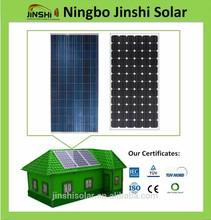 Mono Solar Panel 300w, Poly Solar Panel 300w with TUV,IEC,CE