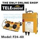 F24-60 industrial dual joystick radio control for crane and excavator