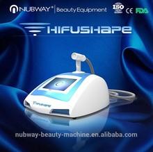 100W HIFUSHAPE Nubway HIFU High Intensity Focused Ultrasound