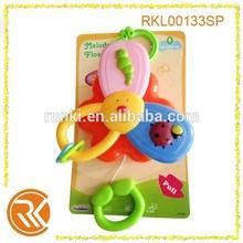 Plastic pull music pendant toy