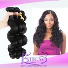 unprocessed brazlian virgin hair extension wholesale human hair