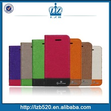 LZB fashion Colorful strom PU leather cell phone case for galaxy s3