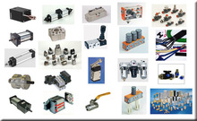 air cylinder with double rod air cylinder with hydraulic speed control air cylinder with oiler