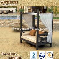 pool furniture, outdoor sofa with tent, mini chinese gazebo(G004)