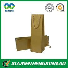 High quality top sale custom carton wine carrier