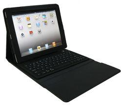 3.0 compliant 78-keys Silicone Bluetooth Keyboard case for iPad 2/3/4 OEM