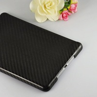 High Quality Factory Supply Most Favorable Price Carbon Fiber Cell Phone Cover for iPad Mini 3