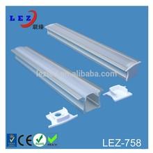SMD2835 extrusion PC led rigid bar , led rigid strip,12V led lights for decorative lighting