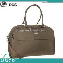 New product waterproof Travel plastic duffle bag