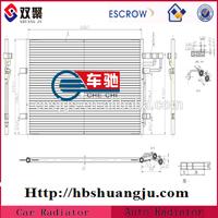 spare part air conditioning condenser