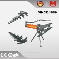 Manual operation hydraulic pipe bending machine