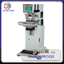 two color semi-automatic offset plastic cover printing machine supplier