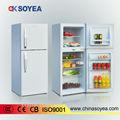 ثلاجة التجميد bcd-132 r134a 132l درجة حرارة الضبط
