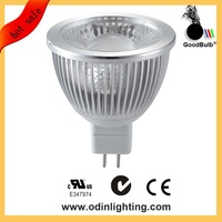 Indoor Dimmable 5w smd led spotlights mr16 fixture