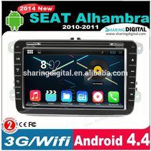 "Volkswagen Autoradio Android 4.4.2 System 7"" touch screen VWM-8698GDA"