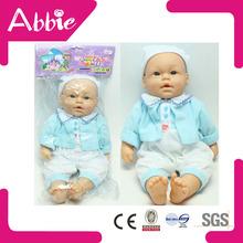 Newborn Boy Baby Doll Toy Silicone Lifelike Baby Doll Vinyl Doll Factory