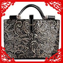 elegant style hot sale fashion solid beautiful handbags,women handbags