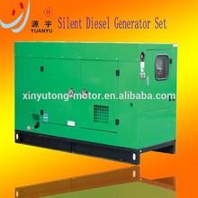 Super silent weichai 50KW diesel generator set best price diesel genset for sale