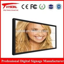 Samsung 46 inch super narrow bezel LCD video wall