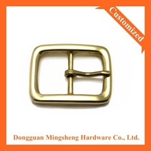 hot selling fashion style zinc alloy make auto metal belt buckles