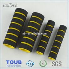 soft motorcycle NBR/EVA/PVC foam handle cover