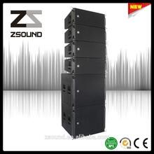 "line array system use neodymium speaker 10"" woofer"