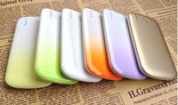 Mini power bank ultra slim power bank 6000mAh for smartphones