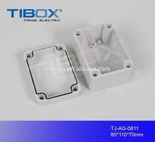 TIBOX hot sale high quality ABS Plastic customized switch box distributing box