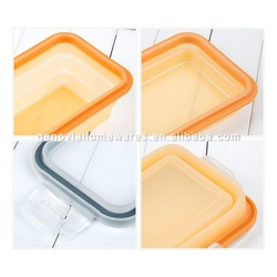 Hot selling good fresh keeping food container with low price
