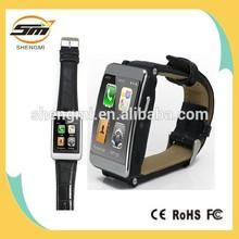 Calling, SIM card, bluetooth, camera Latest Waterproof android smart watch phone