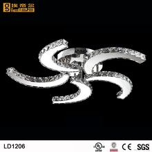 Decorative lighting ceiling fan, Ceiling fan with led lights