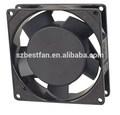 9225 pequeño y de escape de ventilación 220v ca ventilador mini