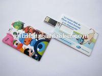 wholesale in dubai usb flash memory low price wedding gift portable usb flash drive business card