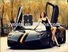 outdoor solar panel with light of home lighting main gate solar led garden light